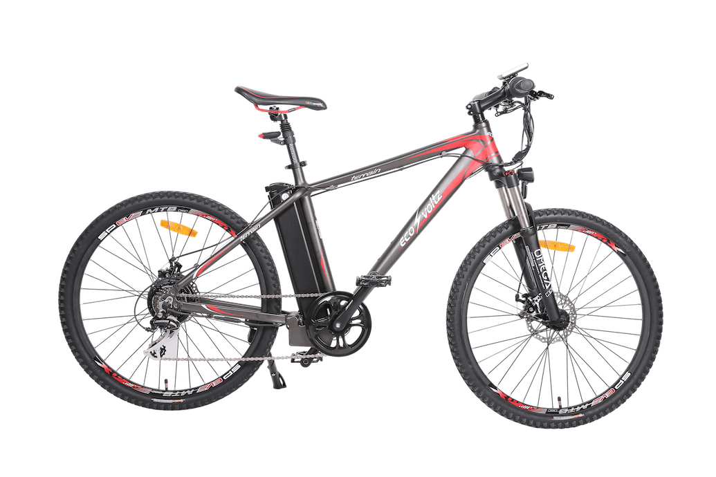 Eco Voltz Terrain Mountain Hybrid Electric Bike