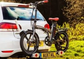AUXTAIL Towbar mounted Bike carrier