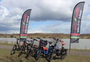 Eco Voltz Countryfile Live Expo Electric Bike Events